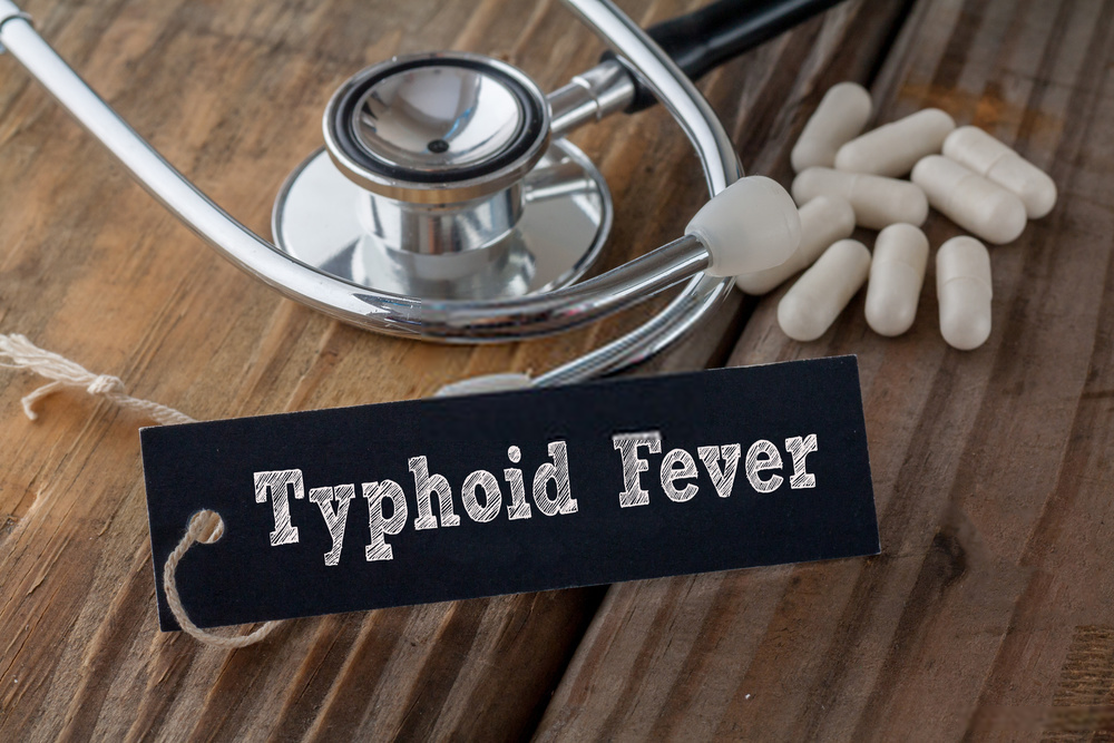 Tphyoid Fever Symptoms and Precautions