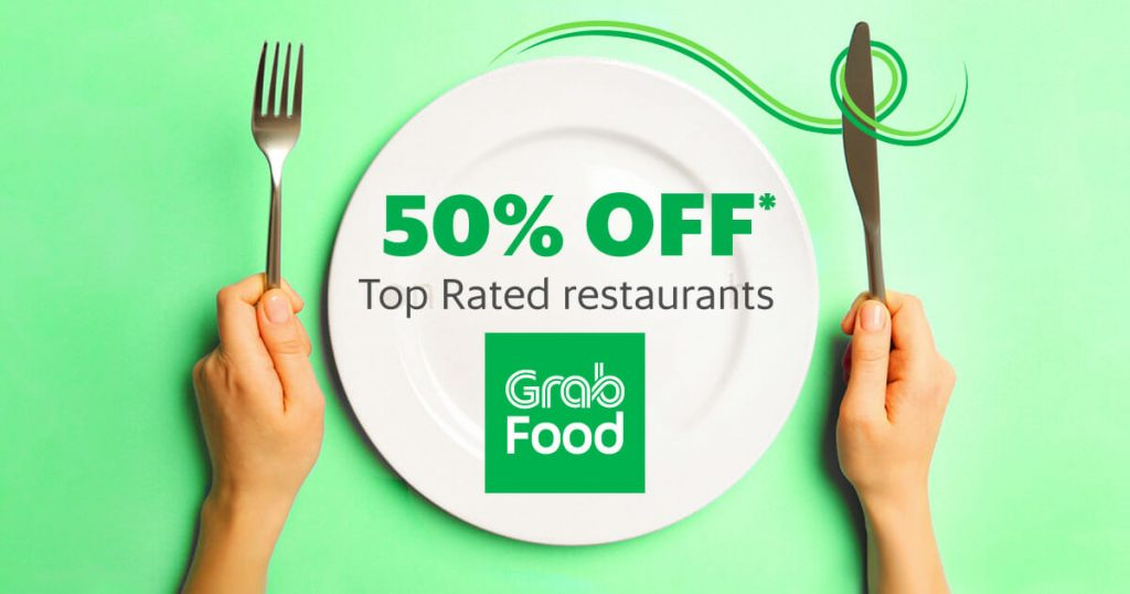 use promo to grab cheap food