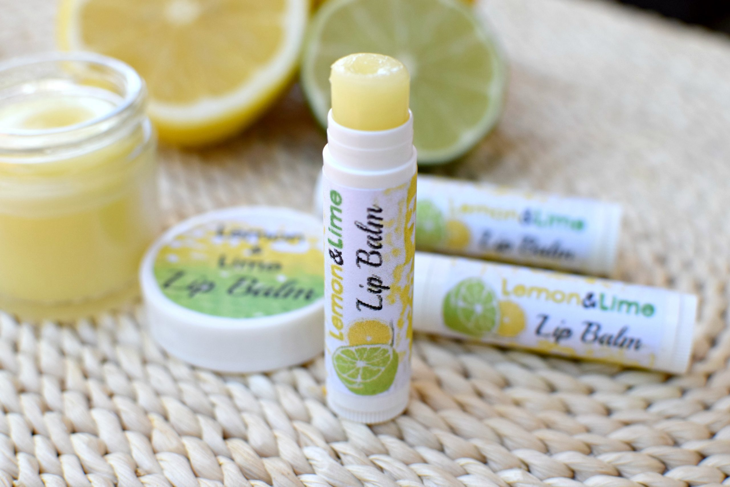 lemon lip balm for cold sores