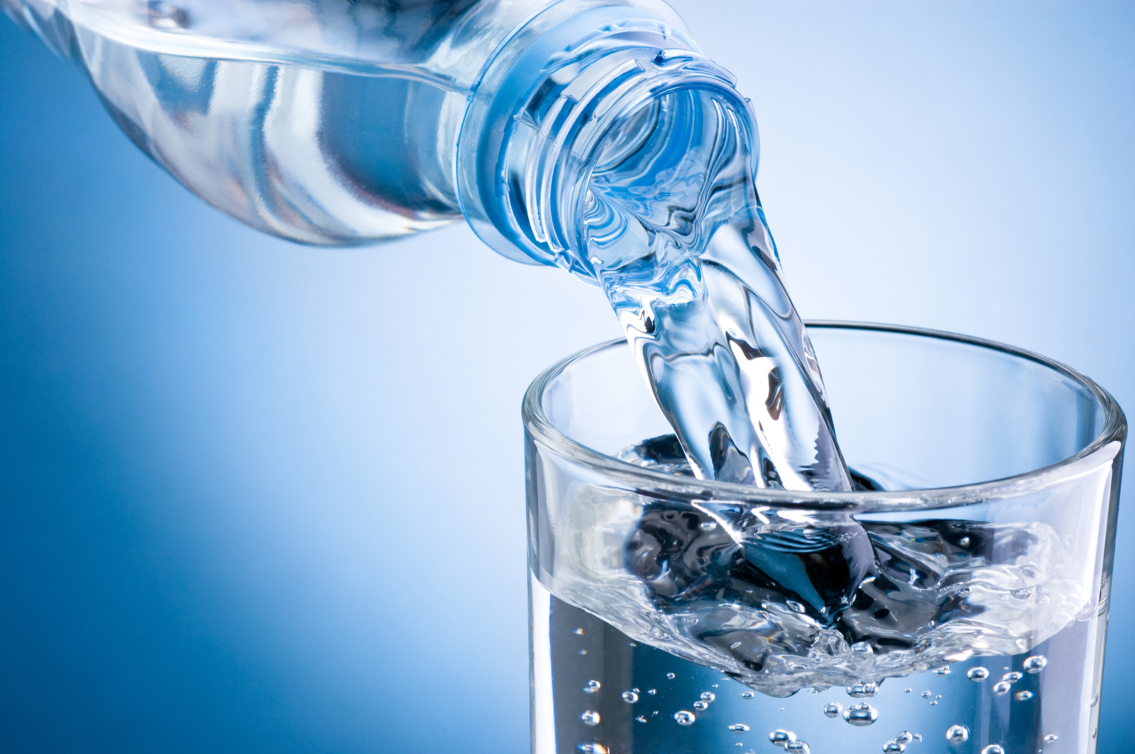 drink water for hydration